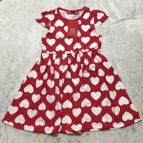 BN 3-4yr Girl CNY Xmas Dress
