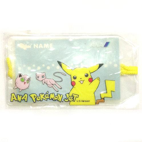 Pokemon Pikachu Card Holder
