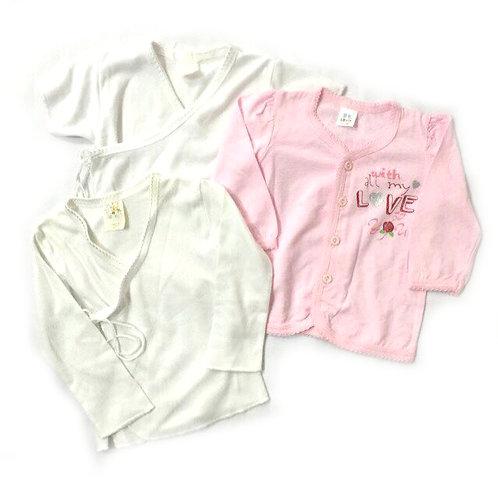 3pcs Size 0-6Mth Girl Bundle