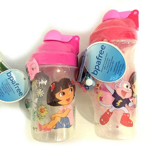 2pcs Dora Water Bottles