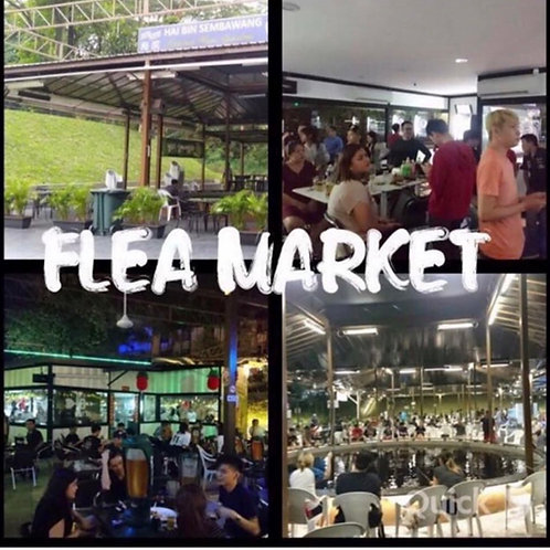 19-20 Aug 2017 Hai Bin Sembawang Flea Market