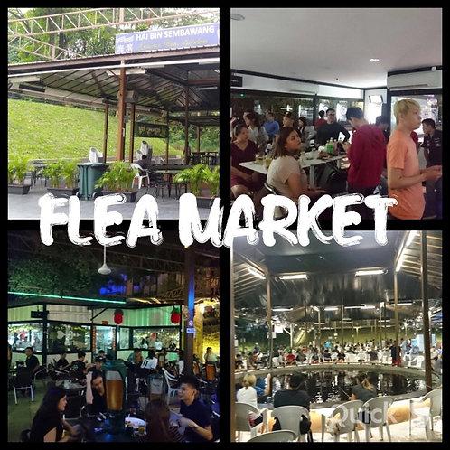 27-28 May 2017 Sembawang Flea Market