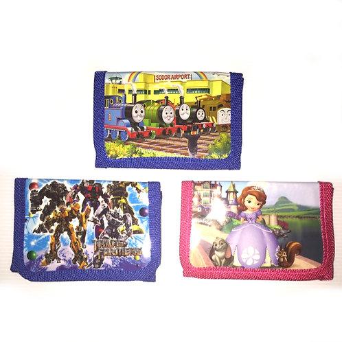 3pcs Kids Wallets
