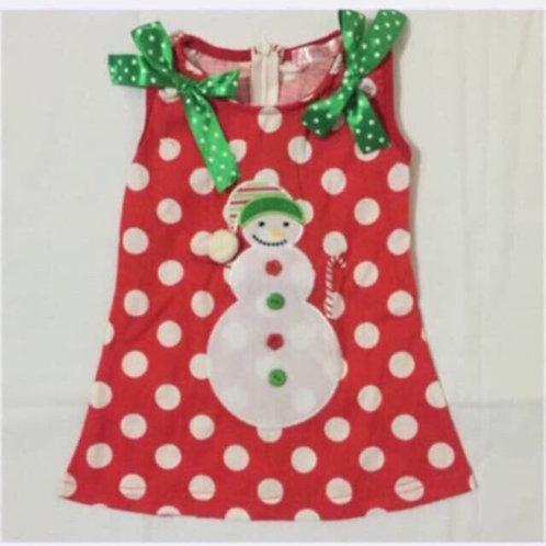 BN 1-2yr Girl Christmas Dress