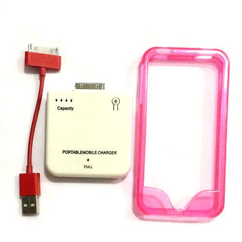 Iphone 4/4S Accessories Bundle