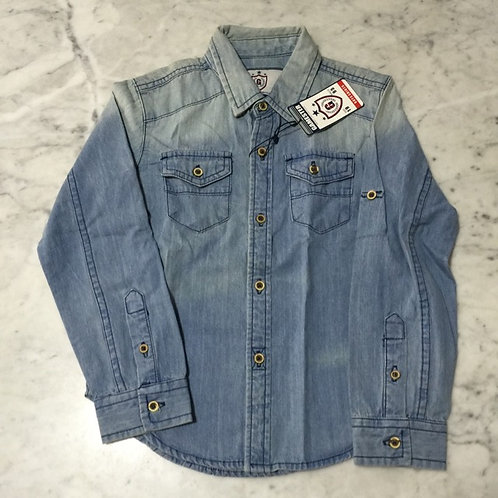 BN Size 4-5yr Boy Long Sleeve Shirt