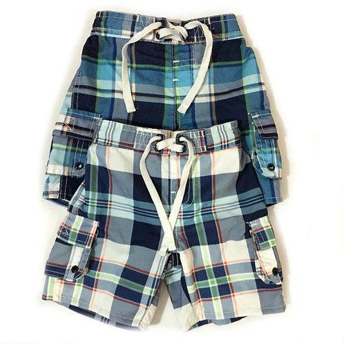2pcs Size 0-6Mth Boy Pants