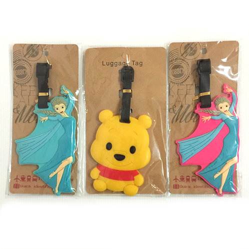 3pcs Bag / Luggage Tags