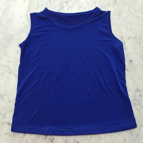 BN 3-4yr Girl Blue Top