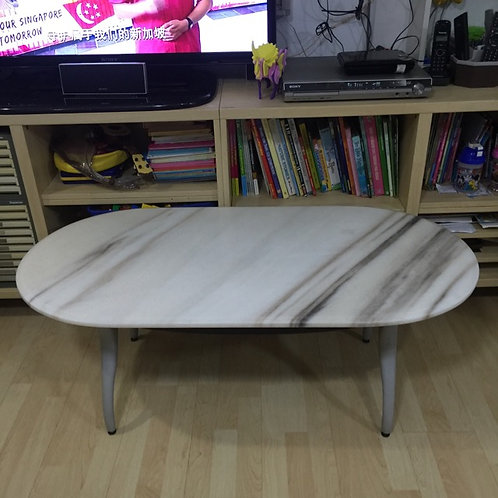 Free Delivery: Marble Coffee Table