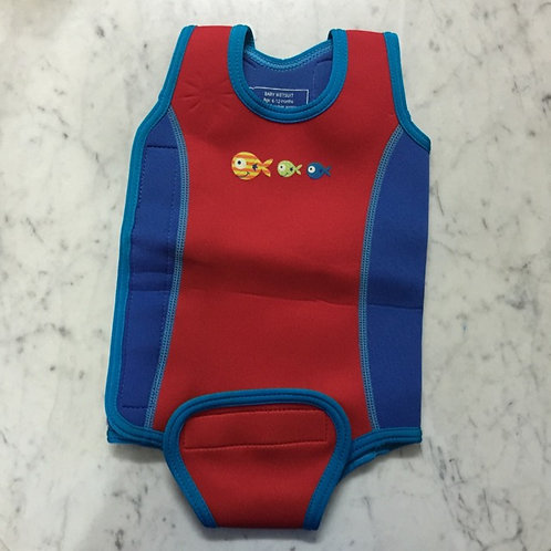 6-12mth Unisex Thermal Swim Vest
