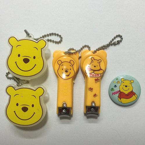 5pcs Pooh Accessories