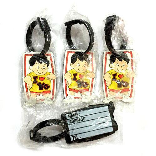 4pcs Bag / Luggage Tags