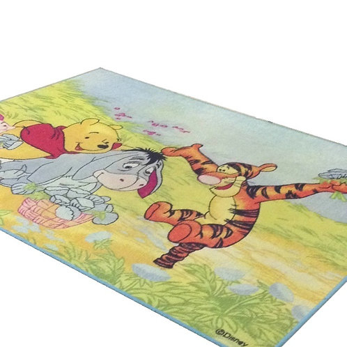 Free Delivery: Pooh Carpet