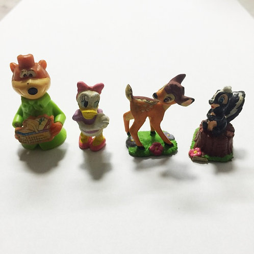 4pcs Toys