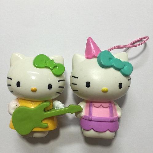 2pcs Hello Kitty Toys
