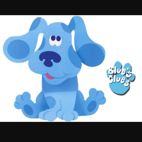 9 DVDs Blue's Clues for Kids