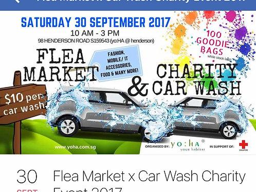 30 Sep 2017 Henderson Charity Flea Market