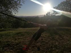 amo allenarmi in ferie (Toscana)