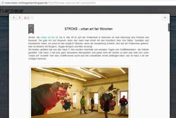 Blog in Internet