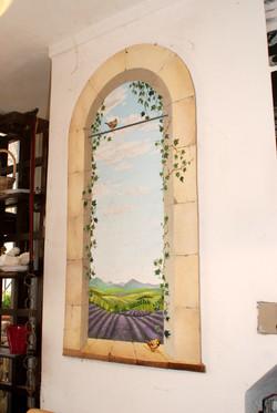 """Trompe L´Oeil"" - Monvalle, ITALY"