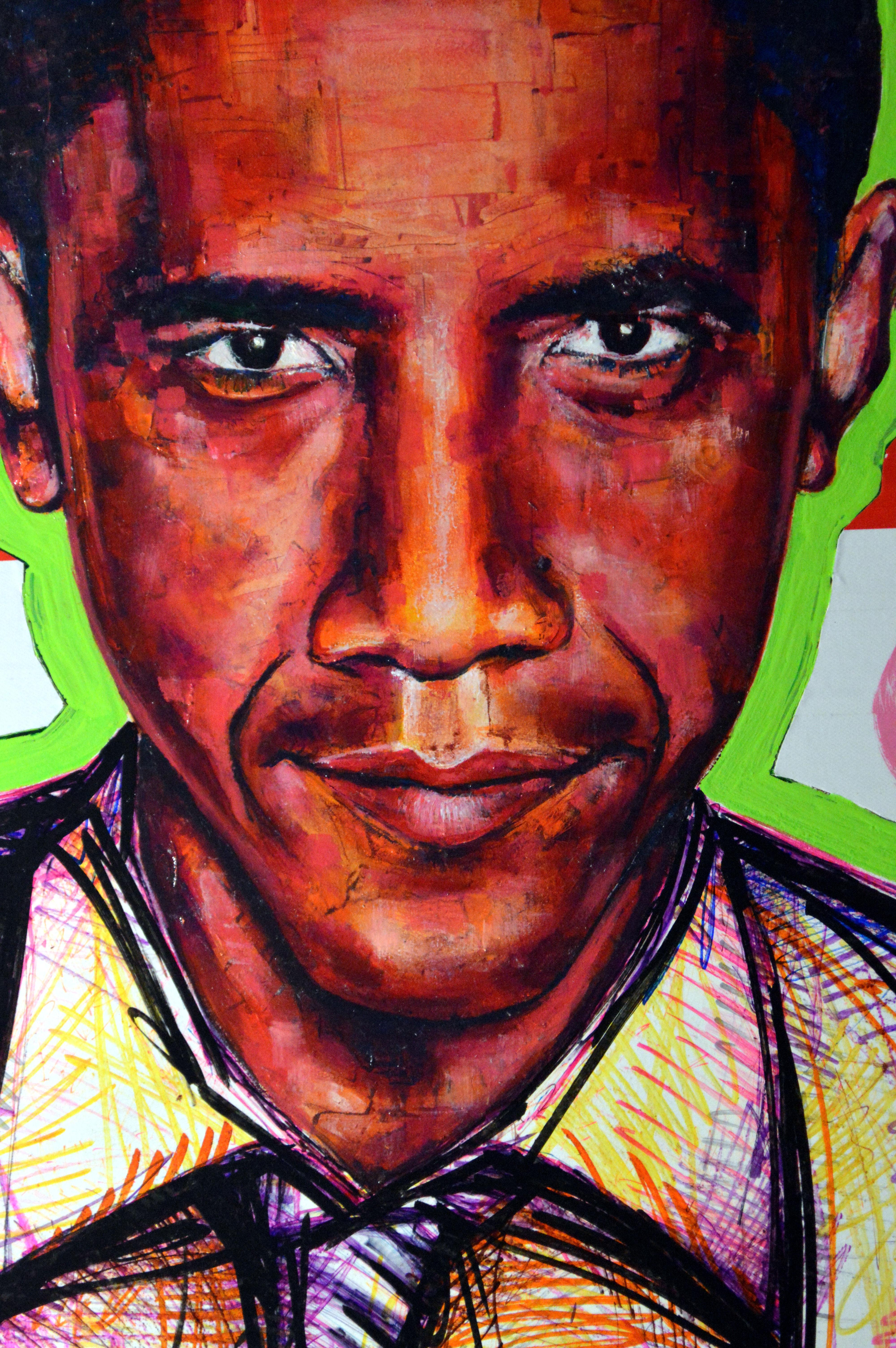 Barack Obama, det