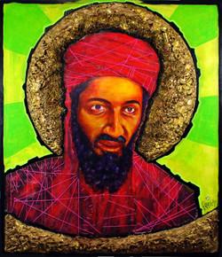 Bin Laden, 120x140 2009