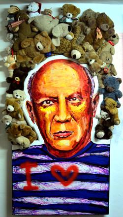 Pablo Picasso, 2015