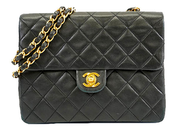CHANEL CLASSIC SQUARE - 29.800kr