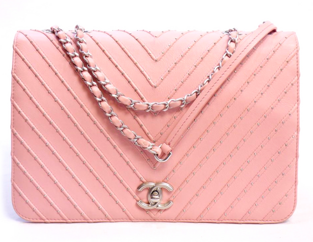 CHANEL PINK BAG - 26.300kr