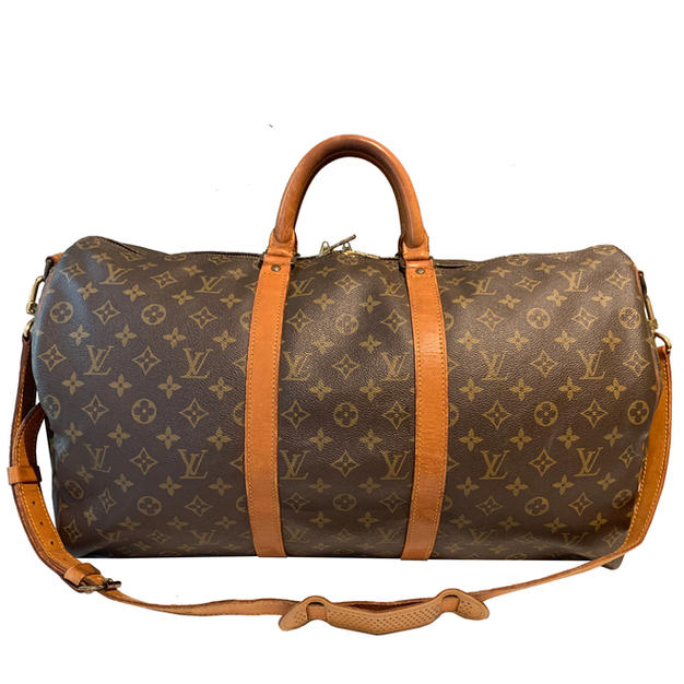 LOUIS VUITTON KEEPALL BANDOULIÈRE FRA 7300kr