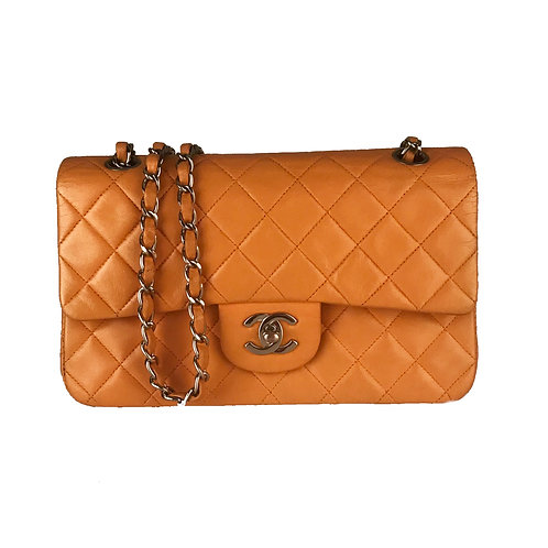 CHANEL CLASSIC SMALL YELLOW