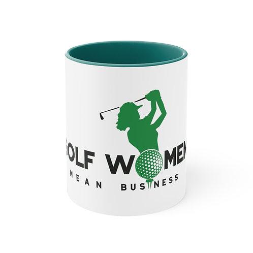 11oz GWMB Accent Mug