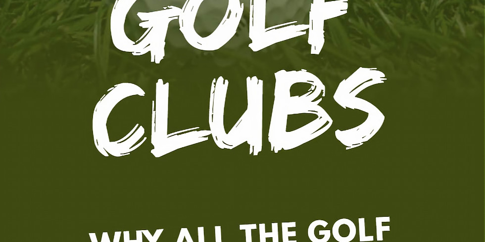 Golf Courses & Golf Clubs Workshop
