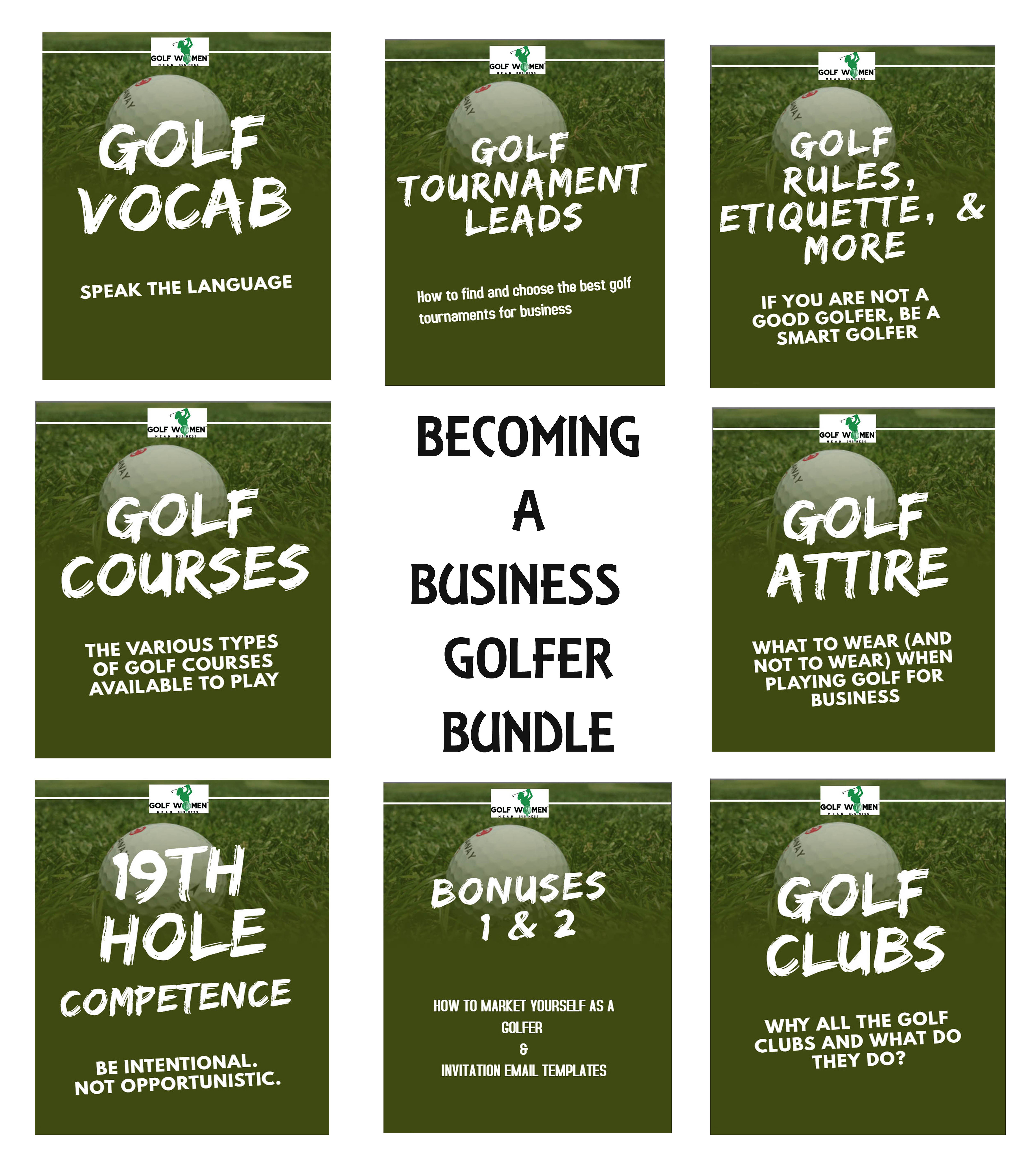 Business Golf Certification