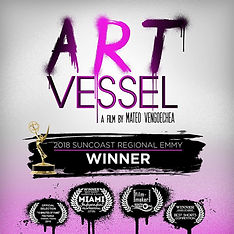 Art Vessel Official Poster