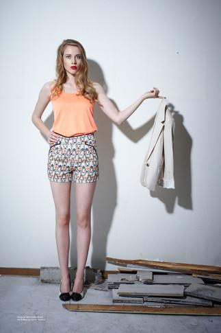 Modefotografie – Früh'ling