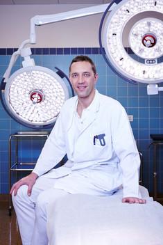 Severin Läuchli — Dermatologe, Universitätspital Zürich