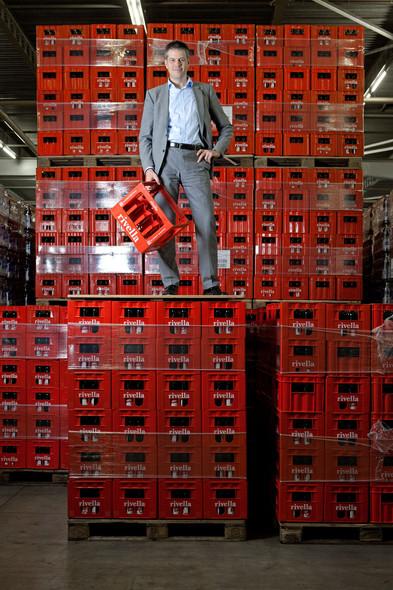 Erland Bruegger — CEO Rivella AG