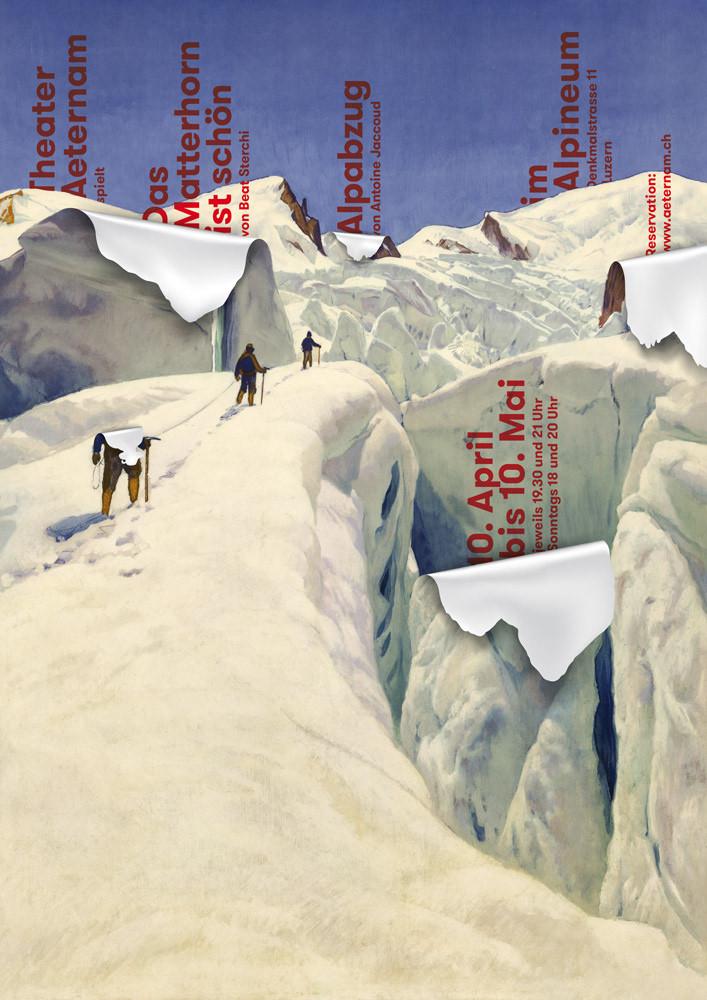 Das Matterhorn ist schön / Alpabzug