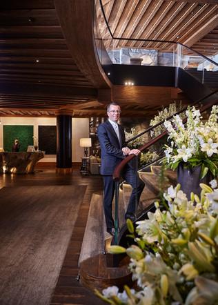Eric Favre — Hoteldirektor