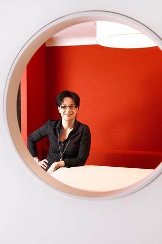 Andrea Husistein — Leiterin HR Lista Office Group