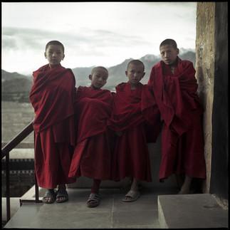 Strassenportrait Ladakh