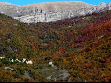 Laturo: the most isolated and charming village of Abruzzo