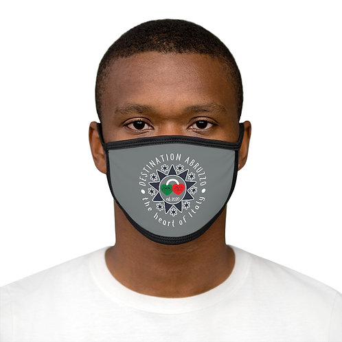 Destination Abruzzo Mixed-Fabric Face Mask