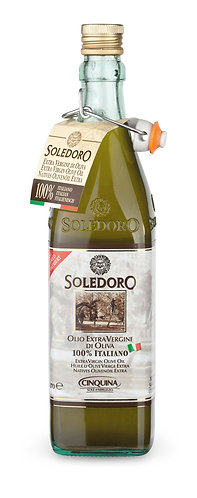 Cinquina Soledoro - Extra Virgin Olive Oil Unfiltered - 100% Italian