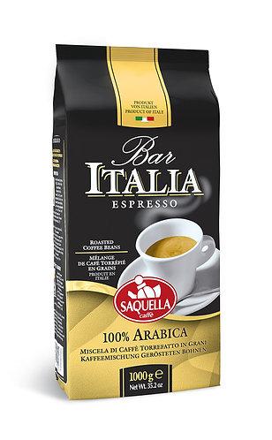 Saquella Caffè - Bar Italia 100% Arabica Beans