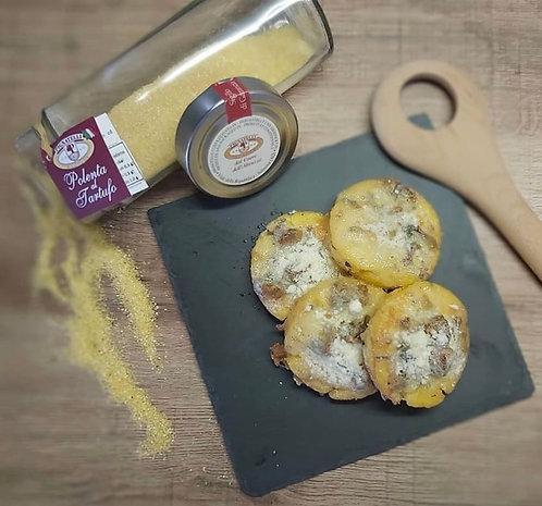 Pignatelli Tartufi - Tuffles Polenta