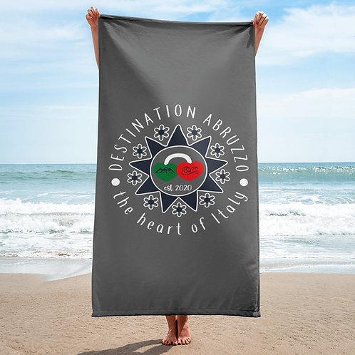Destination Abruzzo Beach Towel
