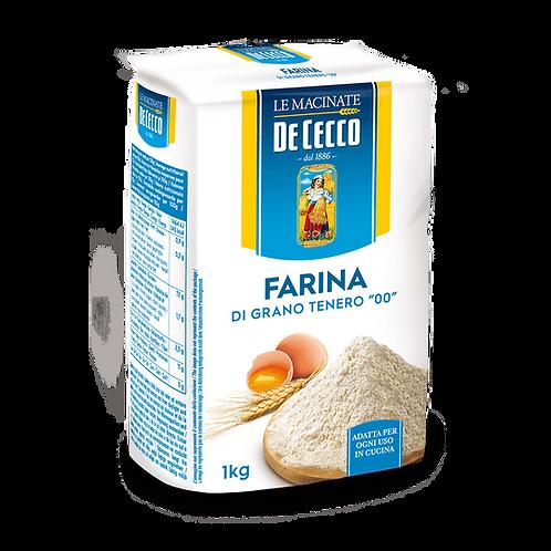 """De Cecco Soft Wheat Flour Tipo """"00"""""""